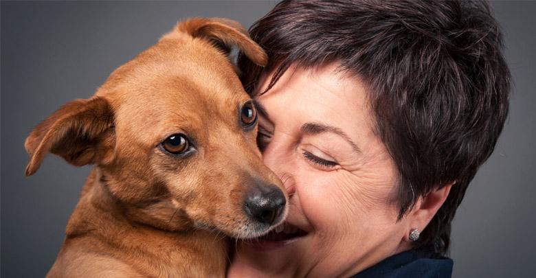 وابستگی عاطفی سگ